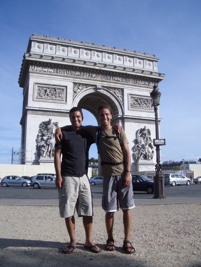 Billy and Me                         Arc de Triumph