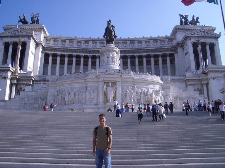 Me in Front of Rome Military Acadamy.jpg